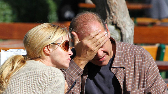 Kelsey Grammer Gets Hacked, Sends Mass Email That His Ex-Wife 'Smells Like Beef Jerky'