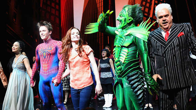 The Spider-Man Musical Is Still Pretty Bad, BTW