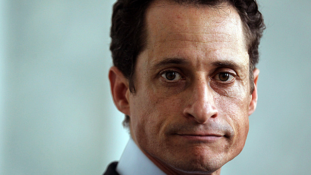 Anthony Weiner Is a Muslim Now