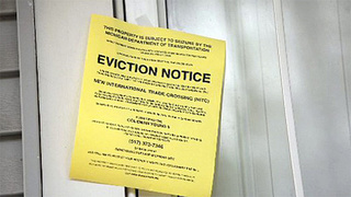 Koch-Backed Group Posts Fake Eviction Notices on Detroit Homes