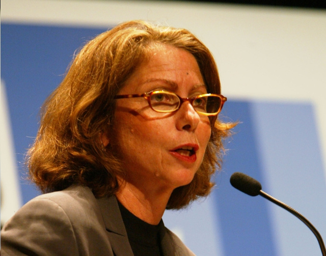 Jill Abramson Replacing Bill Keller as NYT Editor