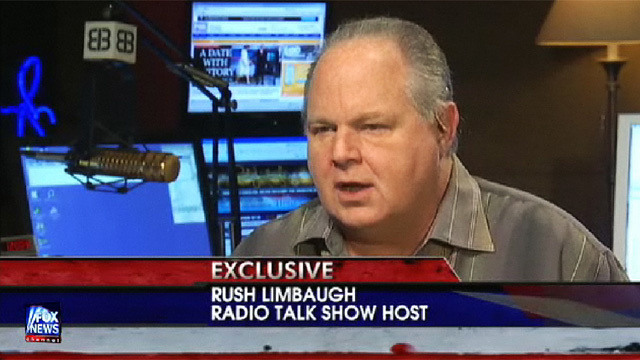America Is Tired of Rush Limbaugh