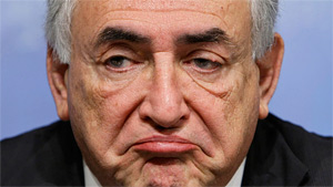 Dominique Strauss-Kahn Resigns