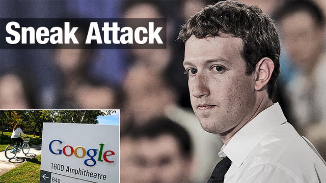 Facebook Admits To Covert Google Bashing