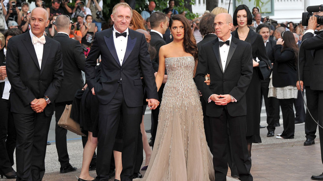 Every Celebrity You Love (or Hate) Is in Cannes Right Now
