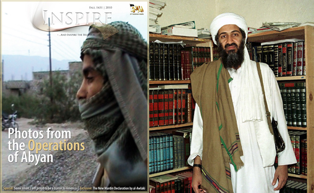 Bin Laden Questioned Inspire Magazine's Ethics