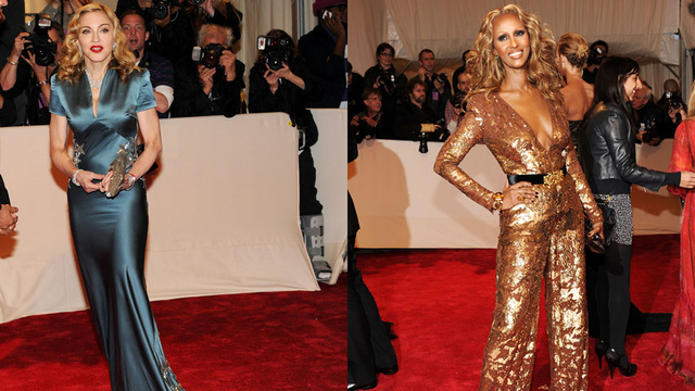 All the Fashion Showdowns at the Costume Institute Gala