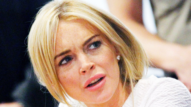 Lindsay Lohan's Punishment: Cleaning a Morgue