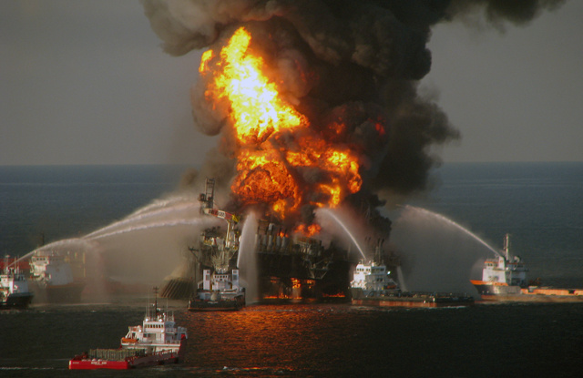 BP Goes on a Suing Spree
