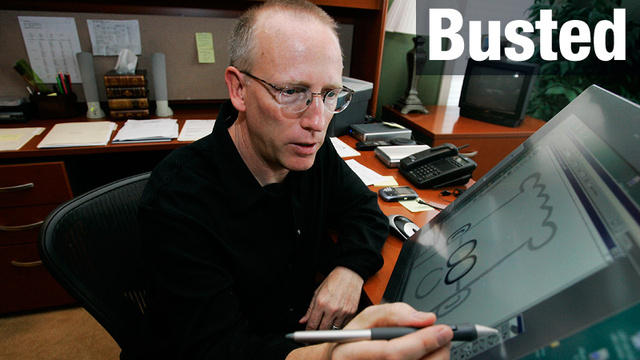 Dilbert Creator Pretends to Be His Own Biggest Fan on Message Boards