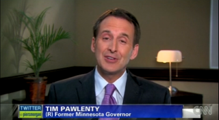 Tim Pawlenty Tries Too Hard to Run for President