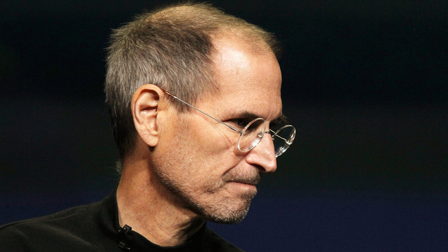 Steve Jobs Is Almost Done Talking To His Biographer