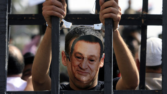 Mubarak Breaks Silence To Share His 'Pain'