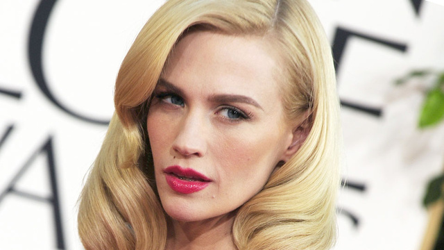 January Jones: 'The Bitches in High School Were Bitches Because I Was Pretty'