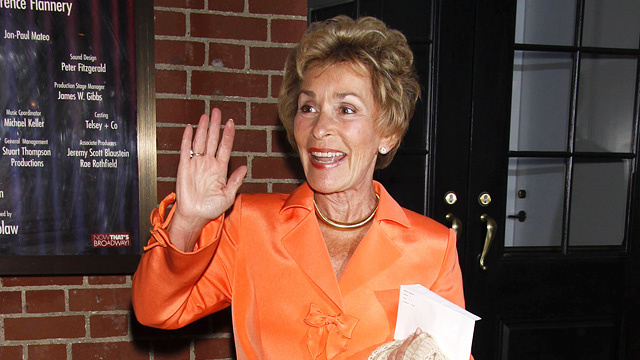 Judge Judy Hospitalized After Courtroom Meltdown: 'I'm Exhausted'