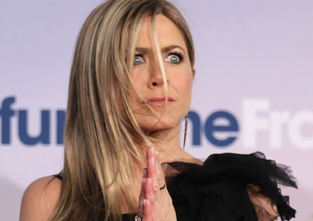 Jennifer Aniston Really Just Wants to Direct