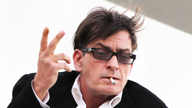 Charlie Sheen's Dog Starves to Death, And Other Collateral Damage