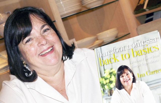Barefoot Contessa Fits Cancer-Stricken Child Into Busy Schedule