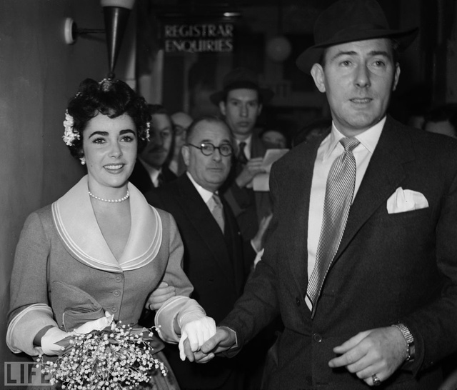 The Many Weddings of Elizabeth Taylor