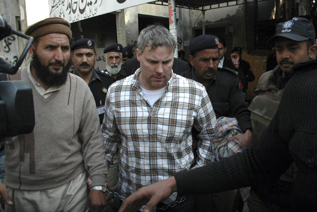 CIA Contractor Indicted for Murder in Pakistan