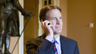 Evan Bayh Is Fox's Newest Democratic Sap