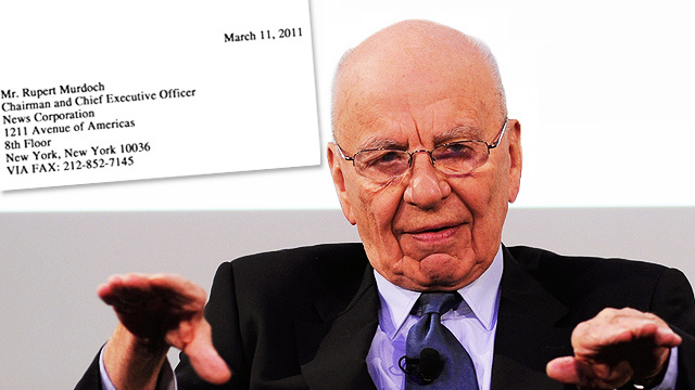 Happy Birthday, Rupert Murdoch!