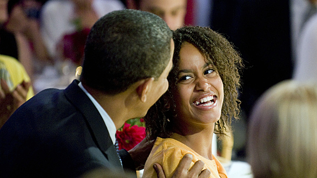Ultra-Classy PR Rep Flacks for Restaurant By Planting Items About Obama's Daughter