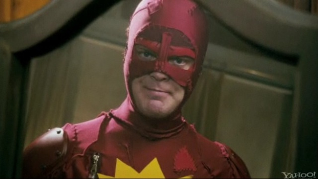 Watch the Trailer for Rainn Wilson's New Superhero Movie, Super