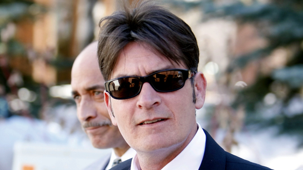 Charlie Sheen Wants $10 Million for His Tell-All Book