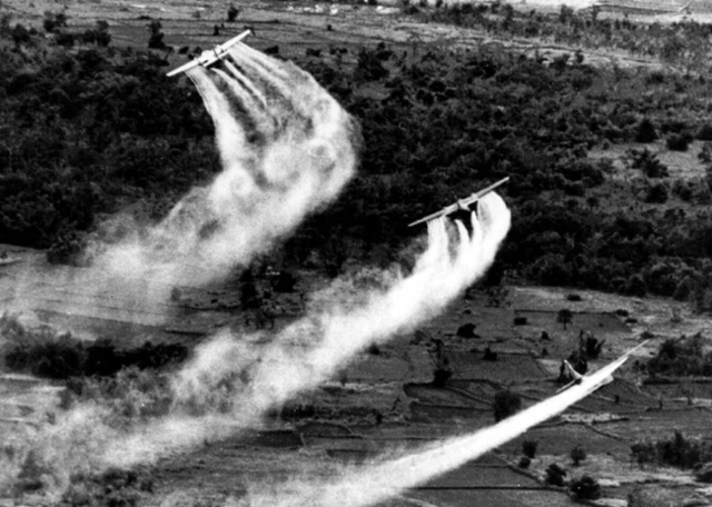 Canada Sprayed Teens with Agent Orange Until the 80s