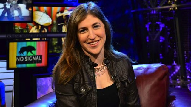 The Big Bang Theory's Mayim Bialik is a Phenomenally Interesting Person