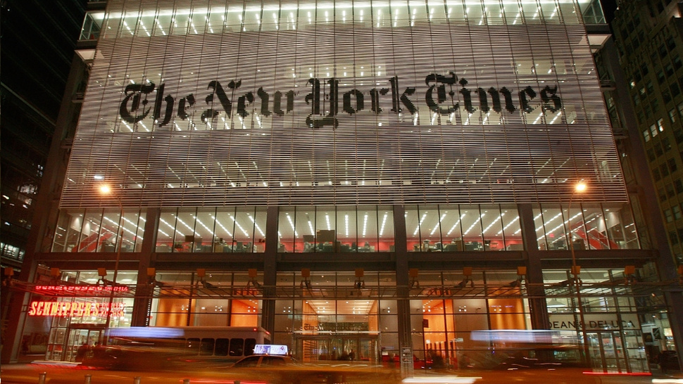 <em>New York Times</em> Launches Inexplicable 'Reinvention' of Week in Review Section