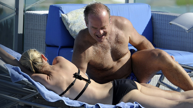 Kelsey Grammar's Highly Disturbing Vacation Album