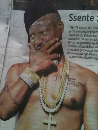 The President of Uganda's Hot Rap Single