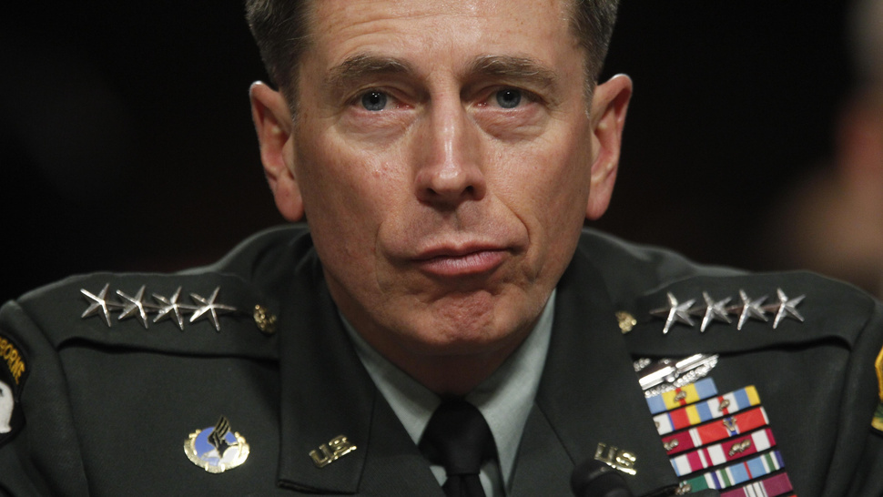 Gen. Petraeus to Leave Afghan Command