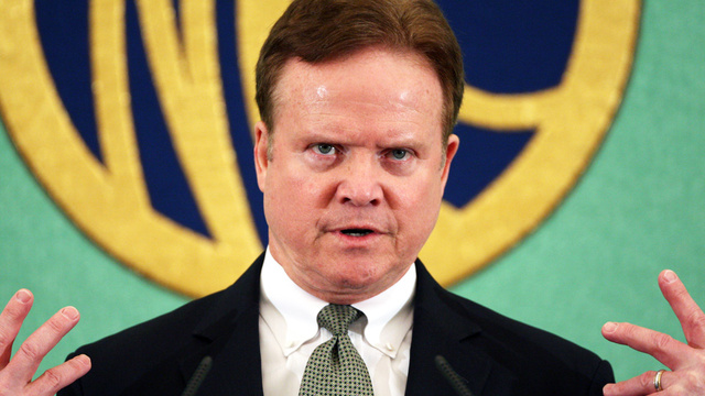 Sen. Jim Webb Is Retiring