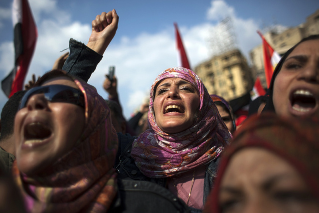 Protests Continue in Egypt Despite Government Promises of Reform