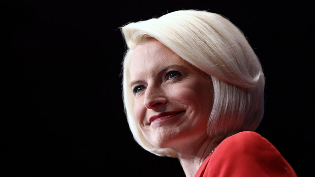 Callista Gingrich Finally Opens Her Mouth and Is Not Totally Terrible