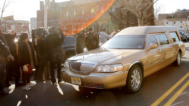 Watch as the World Says Goodbye to Whitney Houston
