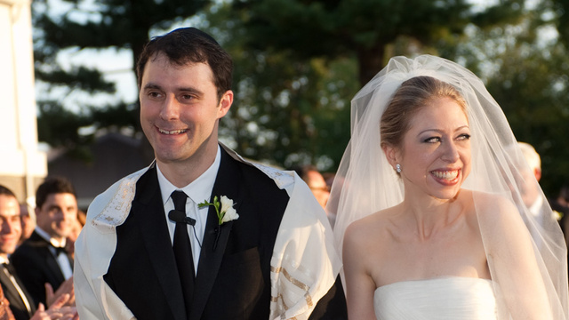 Chelsea Clinton's Husband Is a Ski Bum