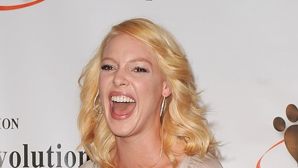 Katherine Heigl to Make World's Worst Movie Even Worster