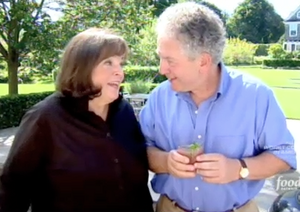 barefoot contessa the time ina and jeffrey had a steak throwdown