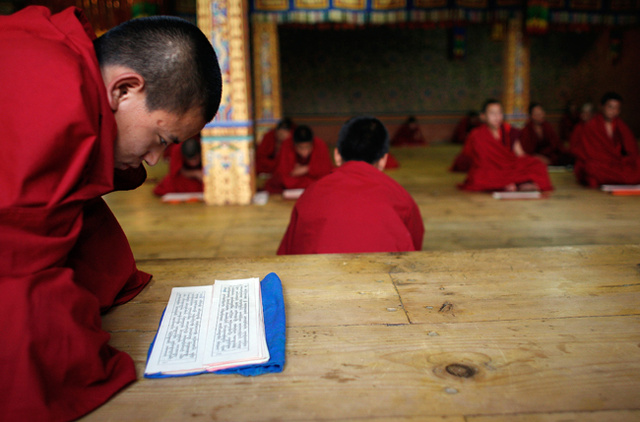 Buddhist Monk Could Serve Jail Time Under Bhutan's Anti-Smoking Law