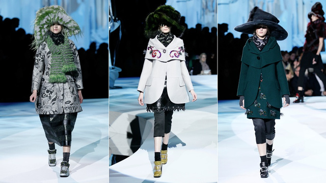 Marc Jacobs, For the Bag-Lady Eccentric, Monied Old Lady in You