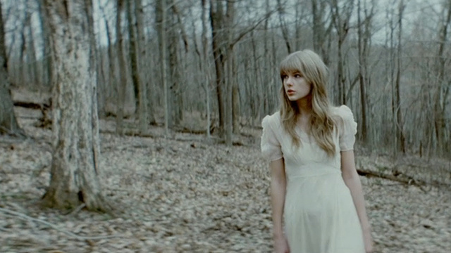 Taylor Swift Sings as World Burns in Dreary Hunger Games Video