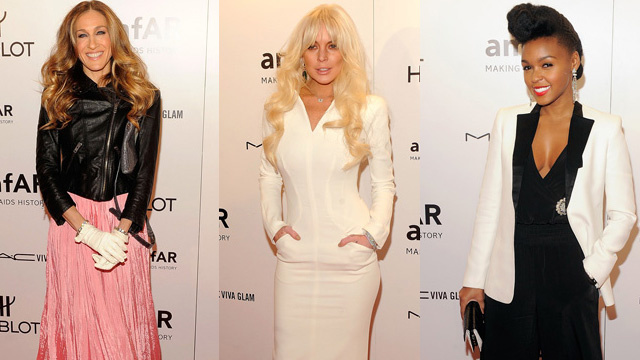 Fashion Week Begins, and Lindsay Lohan Is a Stain on the Red Carpet