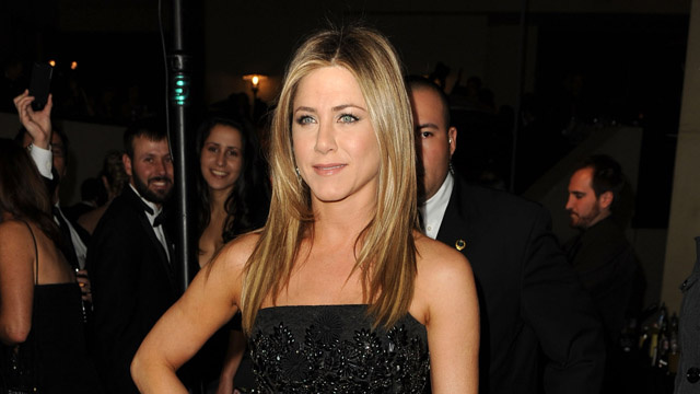 Jennifer Aniston Says She's Really Into 'Laser Porn'