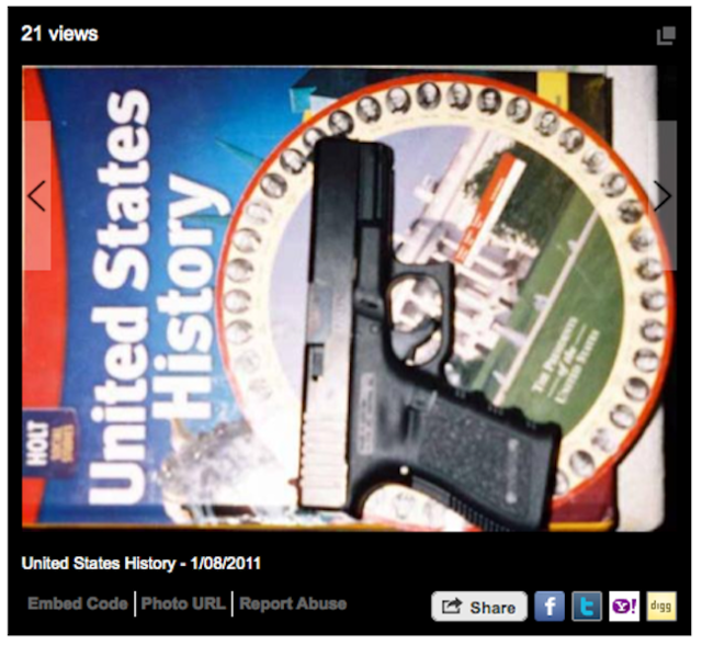 Arizona Shooter Explained Mind Control on YouTube