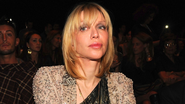 Courtney Love's Alter Ego Twitter Accounts Don't Get Along