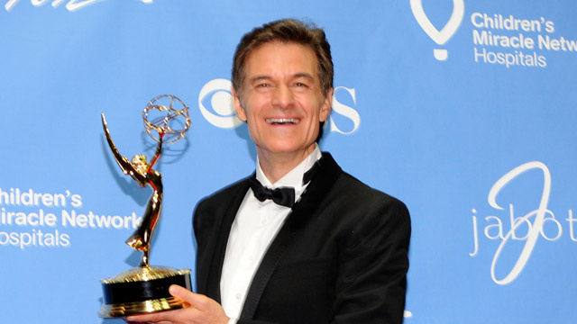 Dr. Oz Gives His Audience No Choice But to Admit They're Fat